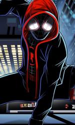 -  Dall'articolo: Spider-Man - Un nuovo universo, su IBS il DVD del film dall'entusiasmante animazione.