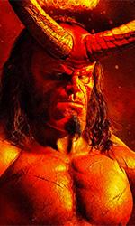 In foto David Harbour (46 anni) Dall'articolo: Hellboy, una storia sovraccarica di eventi che ne soffocano l'epicità.