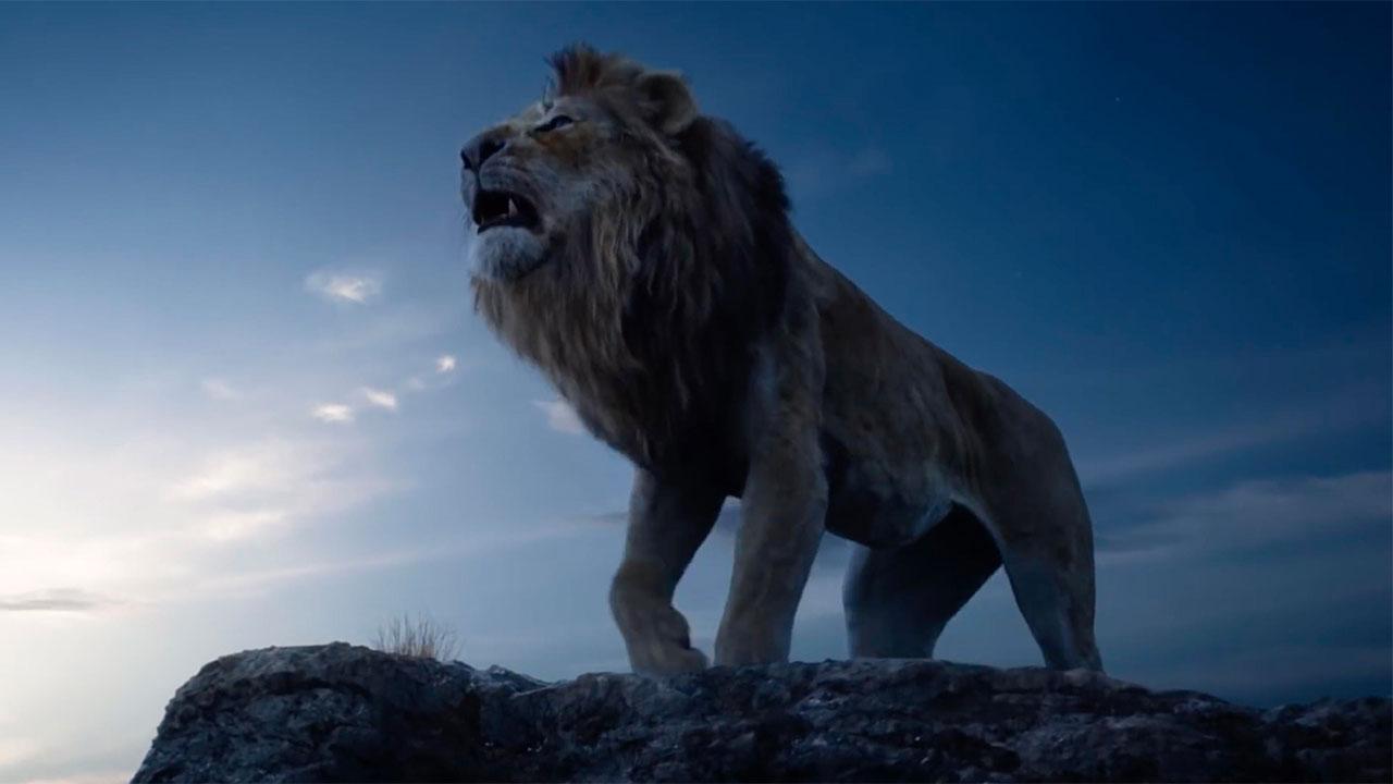 -  Dall'articolo: Il Re Leone, il nuovo trailer italiano del film [HD].