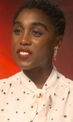 In foto Lashana Lynch (33 anni) Dall'articolo: Lashana Lynch: «Volevo rappresentare quello che significa essere donna».