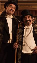 In foto Simon Abkarian (57 anni) Dall'articolo: Cyrano mon amour, il capolavoro di Rostand rivive in un film di limpido appeal popolare.