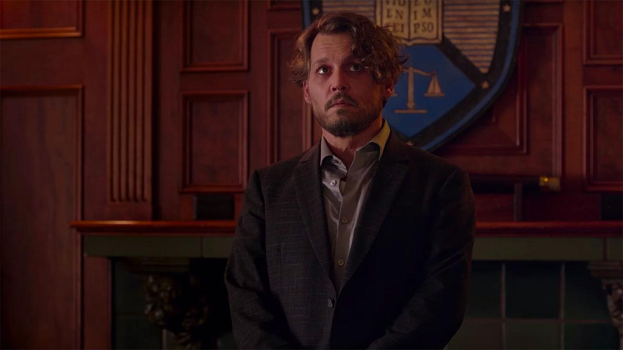In foto Johnny Depp (56 anni) Dall'articolo: The Professor, il trailer originale del film [HD].