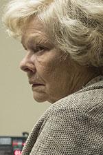 In foto Judi Dench (85 anni) Dall'articolo: Red Joan, il trailer italiano del film [HD].