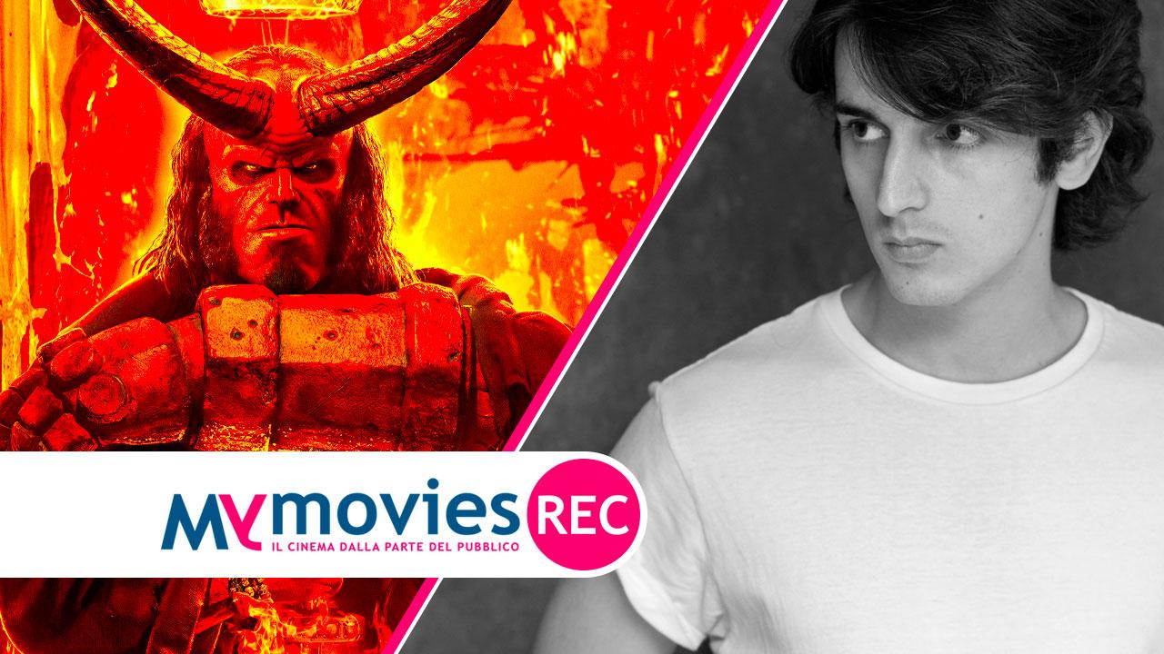-  Dall'articolo: Hellboy, la video recensione.