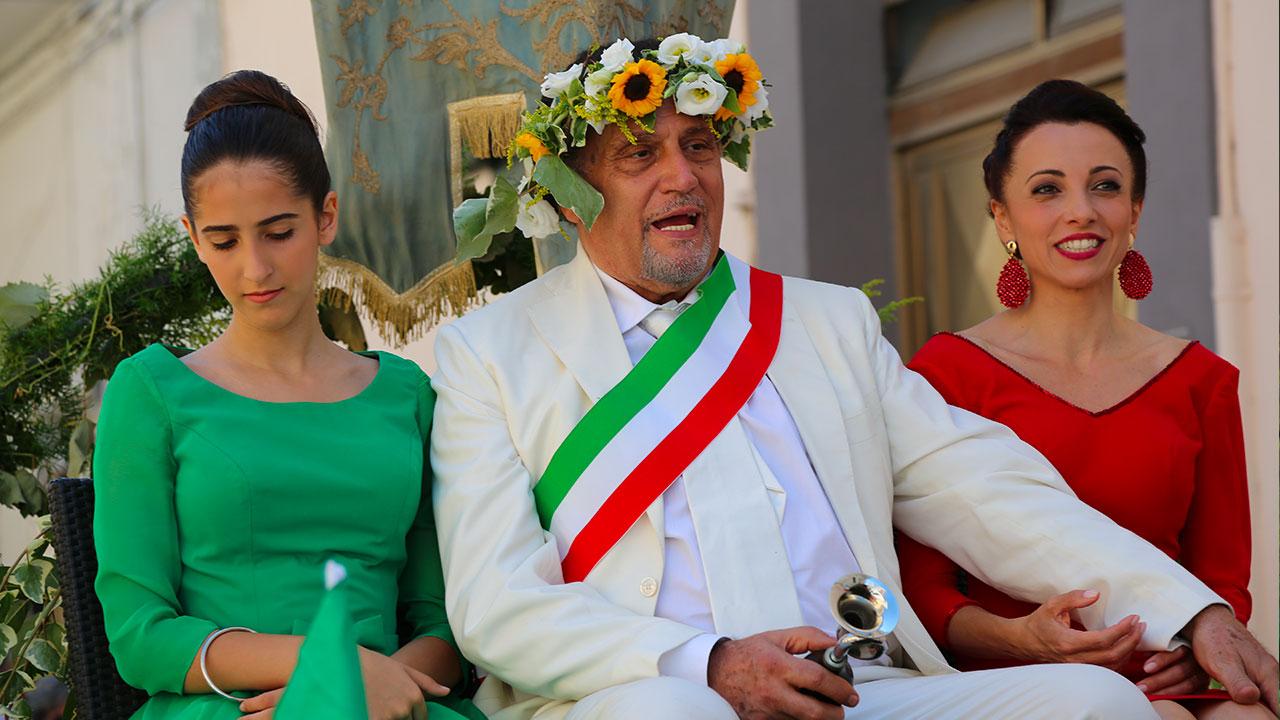 In foto Andrea Roncato (72 anni) Dall'articolo: Mò vi Mento - Lira di Achille, da giovedì 16 maggio al cinema.