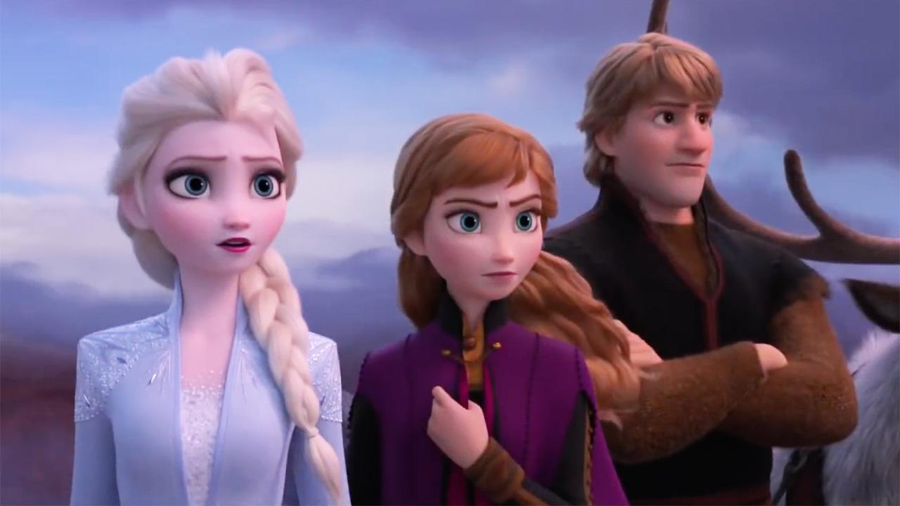 -  Dall'articolo: Frozen 2, la magia di Elsa non si è ancora spenta.