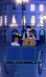 -  Dall'articolo: Dilili a Parigi, guarda l'inizio del film.