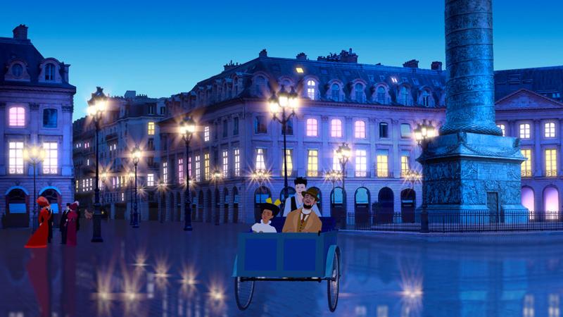 Dilili a Parigi, guarda l'inizio del film