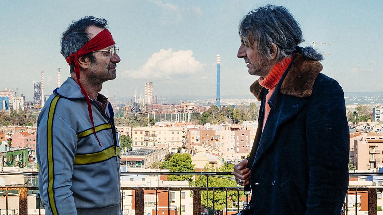 In foto Rocco Papaleo (61 anni) Dall'articolo: Il grande spirito, il trailer ufficiale del film.