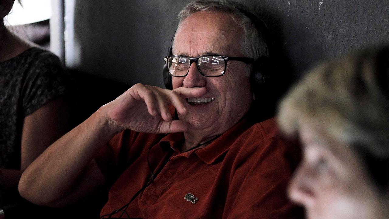 In foto Marco Bellocchio (80 anni) Dall'articolo: Cannes 2019, presentato il programma. Marco Bellocchio in concorso.