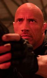 In foto Dwayne Johnson (47 anni) Dall'articolo: Fast & Furious - Hobbs & Shaw, familiarità di volti e scene d'azione esagerate.