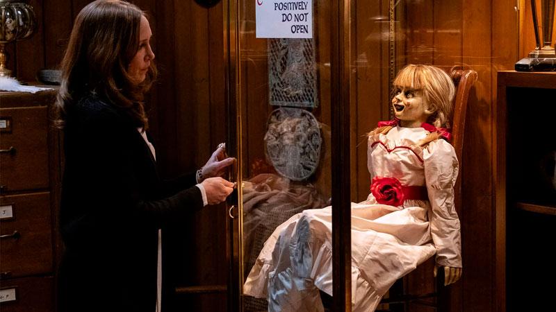 Annabelle 3, la bambola maledetta torna a casa