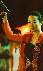 In foto Zhao Tao (42 anni) Dall'articolo: I figli del fiume giallo, un magnifico cortocircuito di realtà e finzione.