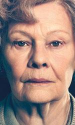 In foto Judi Dench (85 anni) Dall'articolo: Red Joan, a Judy Dench basta uno sguardo per recitare con arte.
