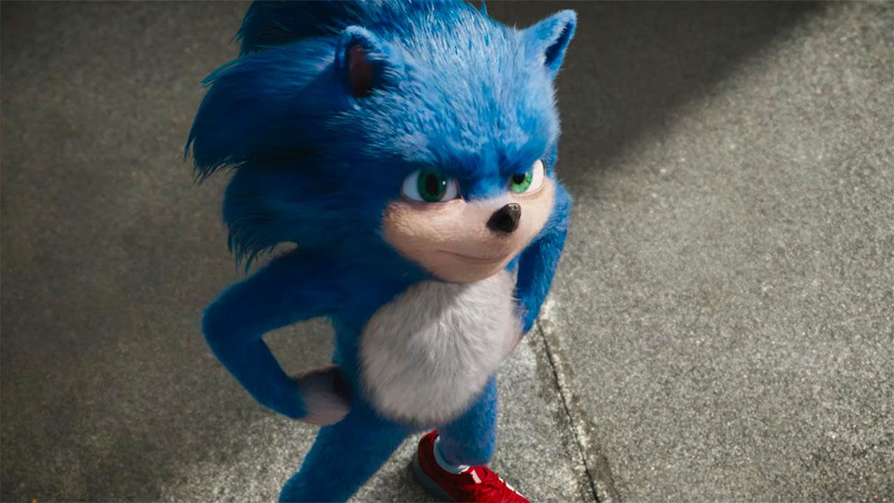 -  Dall'articolo: Sonic - Il Film, il trailer italiano del film [HD].