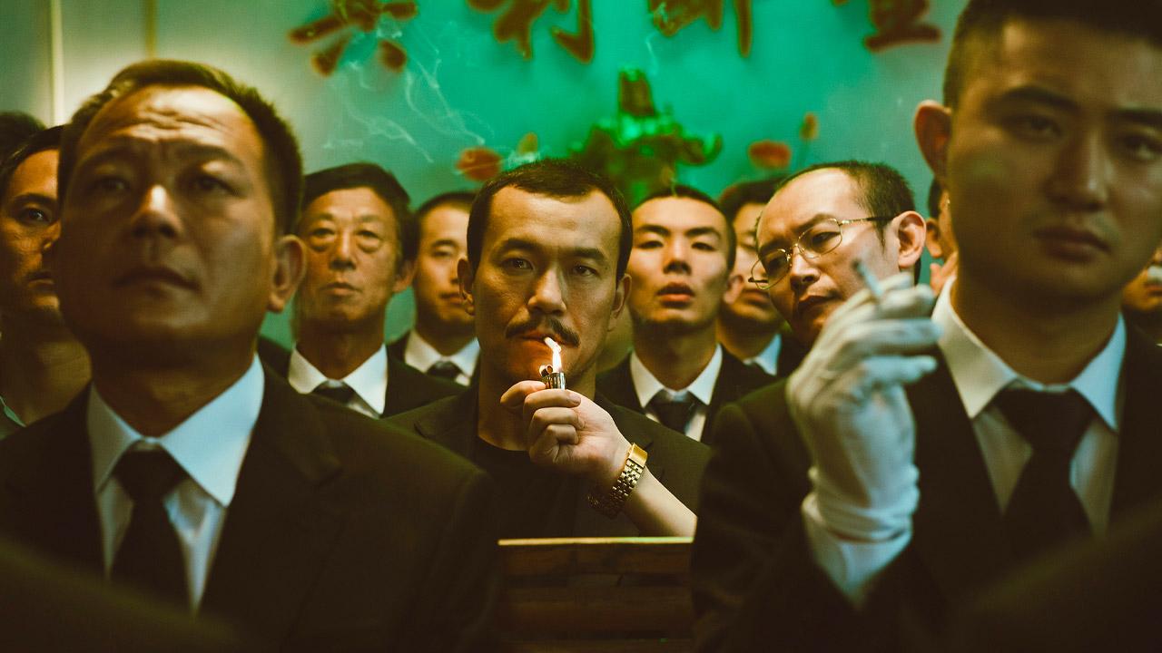 In foto Liao Fan (45 anni) Dall'articolo: I figli del fiume giallo, Jia Zhangke e il tempo che amplifica lo spazio.