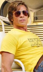 In foto Brad Pitt (56 anni) Dall'articolo: Cannes 2019, annunciati nuovi titoli. In concorso anche C'era una volta a...Hollywood.