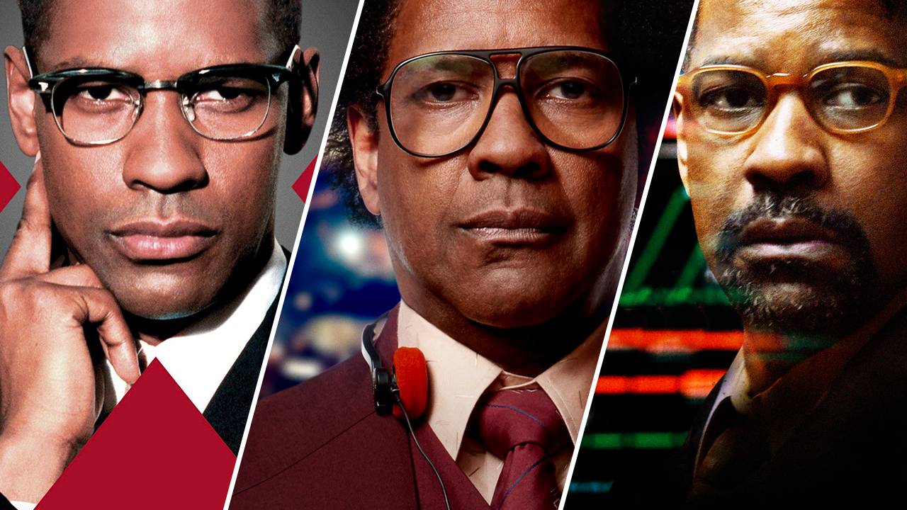In foto Denzel Washington (66 anni) Dall'articolo: Denzel Washington, su Sky Cinema una Collection dedicata all'attore.