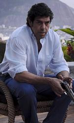 In foto Pierfrancesco Favino (51 anni) Dall'articolo: Il Traditore, Pierfrancesco Favino è Tommaso Buscetta nelle prime scene del film.