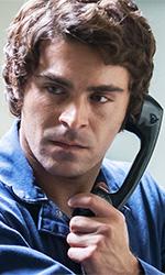 In foto Zac Efron (32 anni) Dall'articolo: Ted Bundy, la storia di un serial killer carismatico, eccentrico, oscuro.