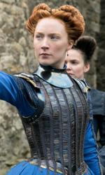 In foto Saoirse Ronan (26 anni) Dall'articolo: Maria Regina di Scozia, su IBS il DVD dello storico scontro tra donne.