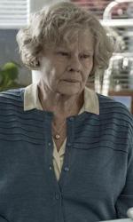 In foto Judi Dench (85 anni) Dall'articolo: Red Joan, Judi Dench è un'antieroina intelligente e sentimentale.