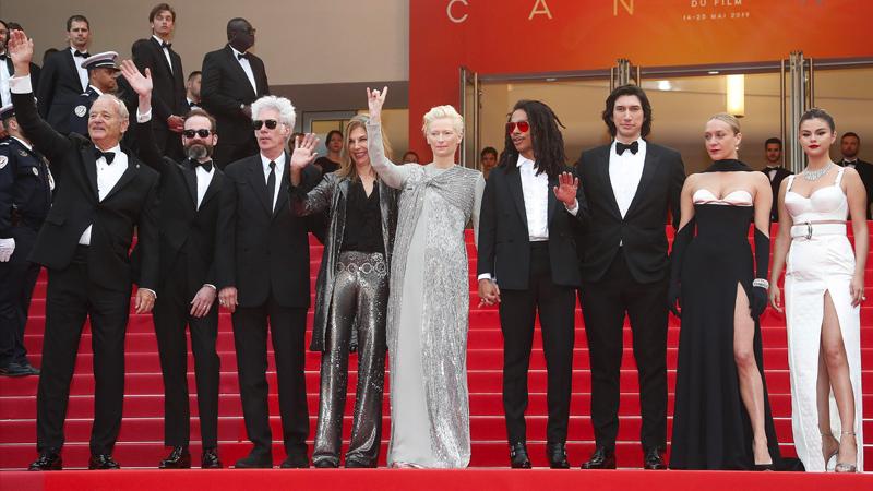 Cannes 2019, gli zombie di Jim Jarmusch danno il via al Festival