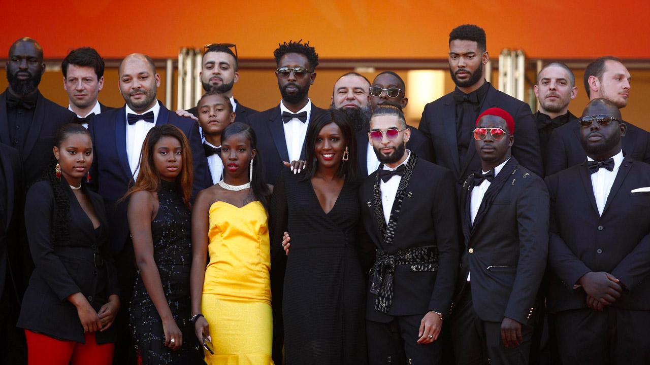 In foto Ladj Ly Dall'articolo: Cannes 2019, il sorprendente Les Misérables fa brillare il red carpet.