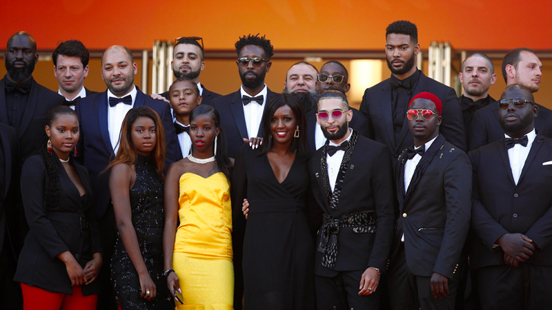 Cannes 2019, il sorprendente Les Misérables fa brillare il red carpet