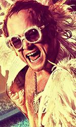 In foto Taron Egerton (30 anni) Dall'articolo: Rocketman, una parabola semi-onirica sulla carriera di Elton John.