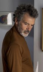 In foto Antonio Banderas (59 anni) Dall'articolo: Dolor y Gloria, il potere della cinefilia e della memoria.