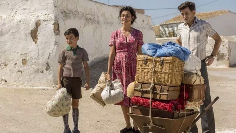 In foto Penélope Cruz (45 anni) Dall'articolo: Dolor y Gloria, il potere della cinefilia e della memoria.