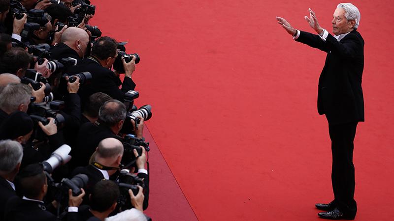 Vive la France, a Cannes la Francia celebra se stessa