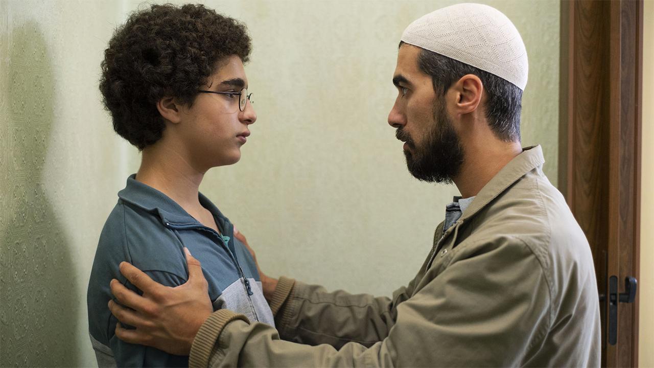 In foto Idir Ben Addi Dall'articolo: Le jeune Ahmed: i Dardenne denunciano i danni dei cattivi maestri.