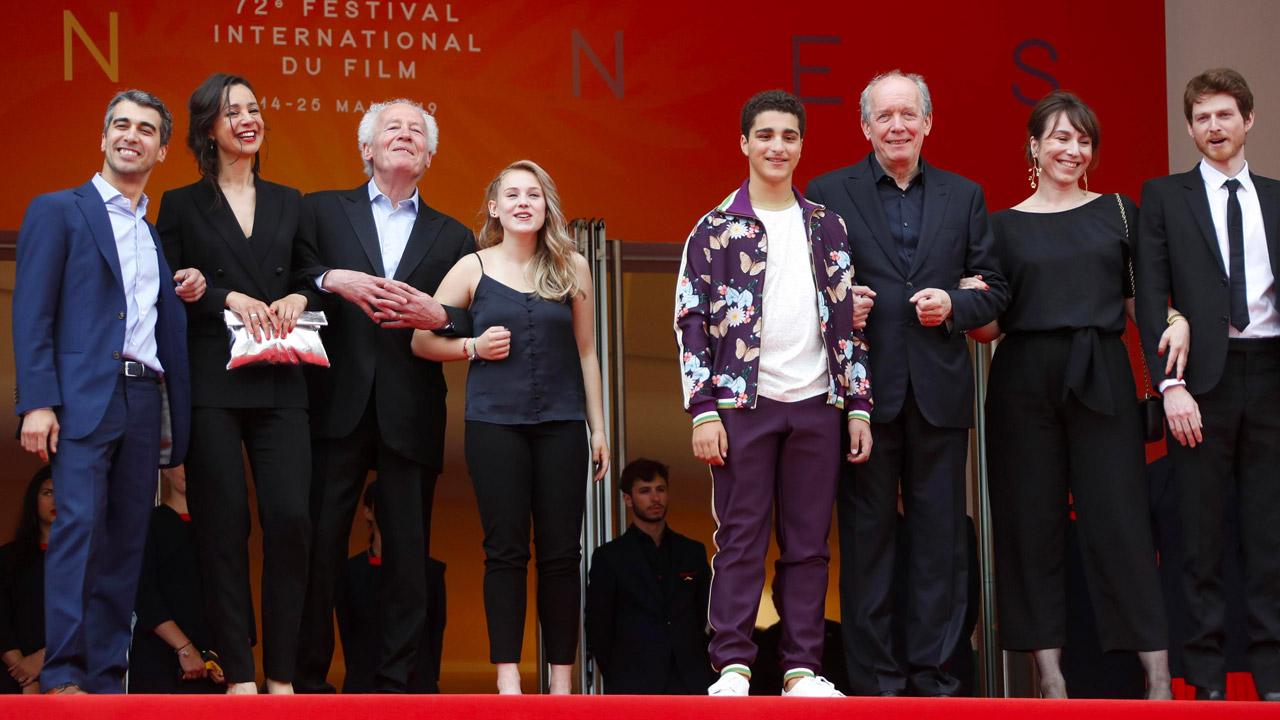 In foto Idir Ben Addi Dall'articolo: Cannes 2019, i Dardenne fanno riflettere mentre la Croisette si prepara all'arrivo di Tarantino.