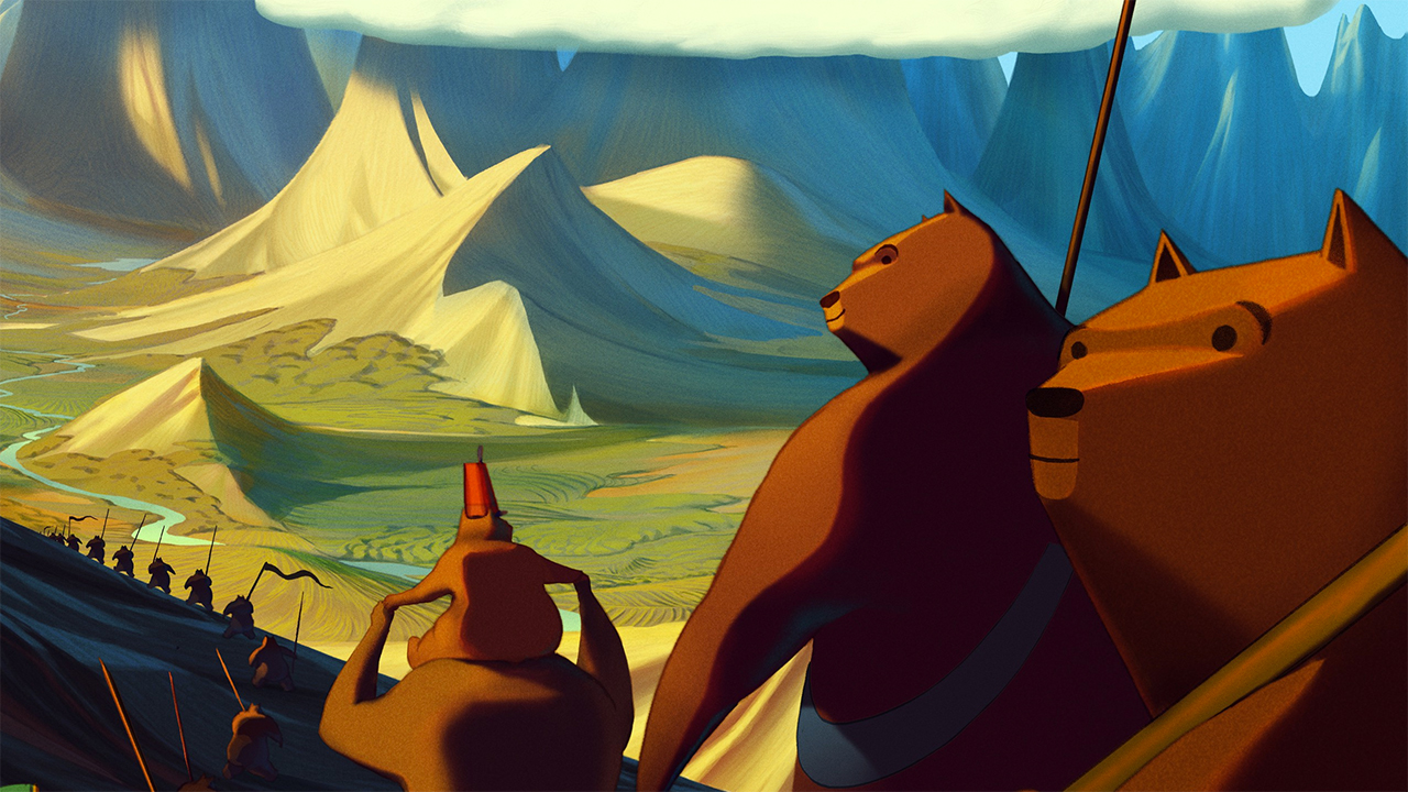 -  Dall'articolo: La famosa invasione degli orsi in Sicilia, film per tutti che rispetta l'opera e la morale di Buzzati.