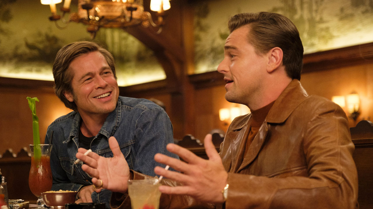 In foto Leonardo DiCaprio (46 anni) Dall'articolo: C'era una volta a... Hollywood, canto malinconico di chi crede nel potere del cinema.