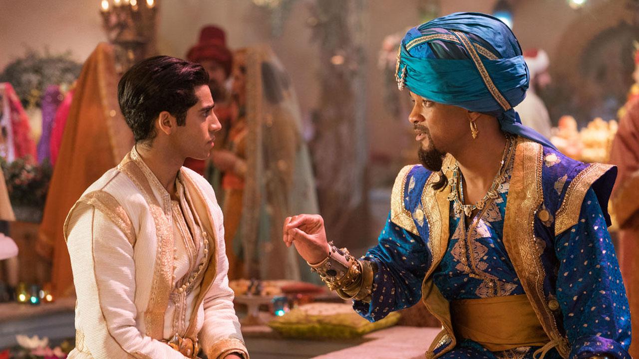 Aladdin, si conserva la dimensione incantata con qualche stoccata ...