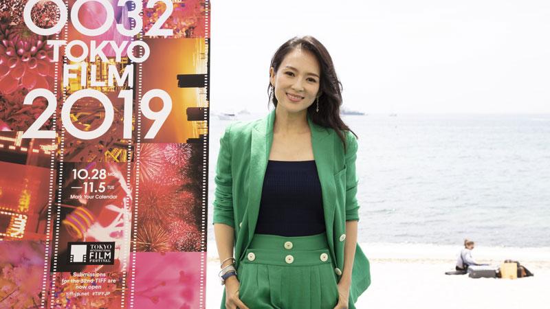 Tokyo International Film Festival, l'attrice Zhang Ziyi presidente di giuria