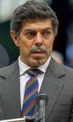 In foto Pierfrancesco Favino (51 anni) Dall'articolo: Il traditore, tocchi d'autore che mettono allo specchio lo Stato.