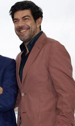 In foto Pierfrancesco Favino (51 anni) Dall'articolo: A Cannes è festa per Il Traditore di Marco Bellocchio.