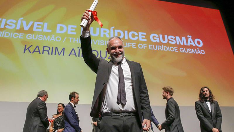 Cannes 2019, The Invisible Life of Euridice Gusmao vince Un Certain Regard