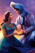 -  Dall'articolo: Gran venerdì per Aladdin primo al Box Office.