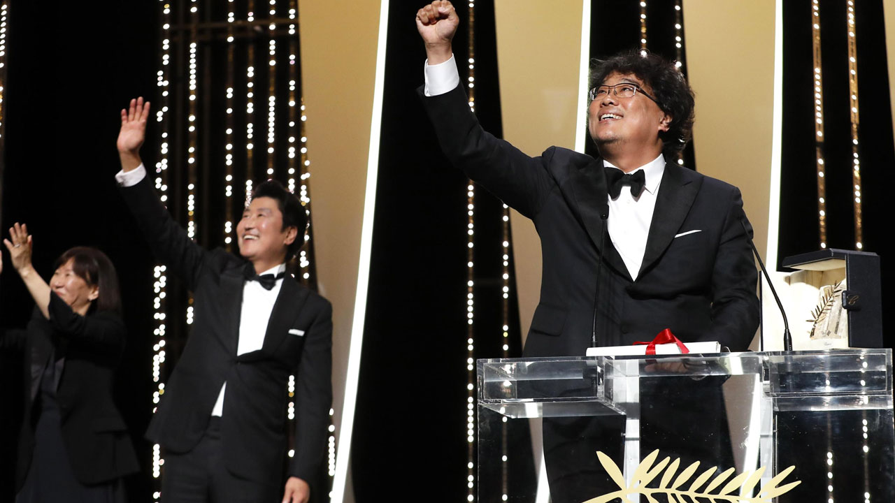 In foto Bong Joon-ho (51 anni) Dall'articolo: Cannes 2019, la Palma d'Oro è di Parasite di Bong Joon-Ho.