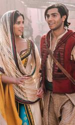 In foto Mena Massoud Dall'articolo: Aladdin trascina il box office a un +137% rispetto alla stessa settimana dell'anno scorso.
