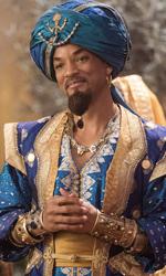 In foto Will Smith (52 anni) Dall'articolo: Aladdin inarrestabile, chiude il lunedì con quasi 700mila euro.