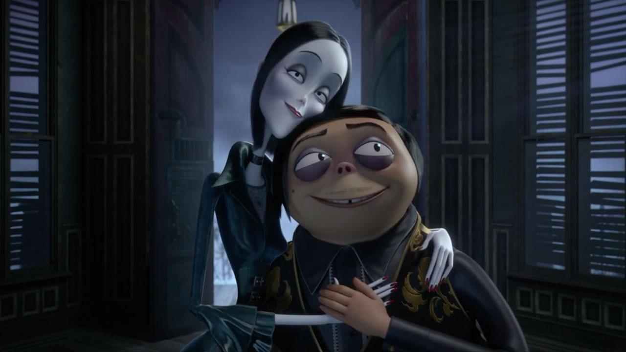 -  Dall'articolo: La Famiglia Addams, il teaser trailer italiano del film [HD].