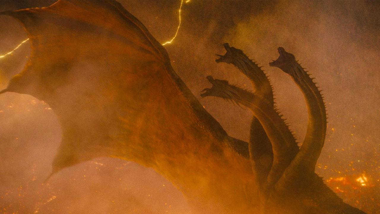 -  Dall'articolo: Godzilla II - King of the Monsters, mirabile qualità estetica in un film privo di drammaticità.