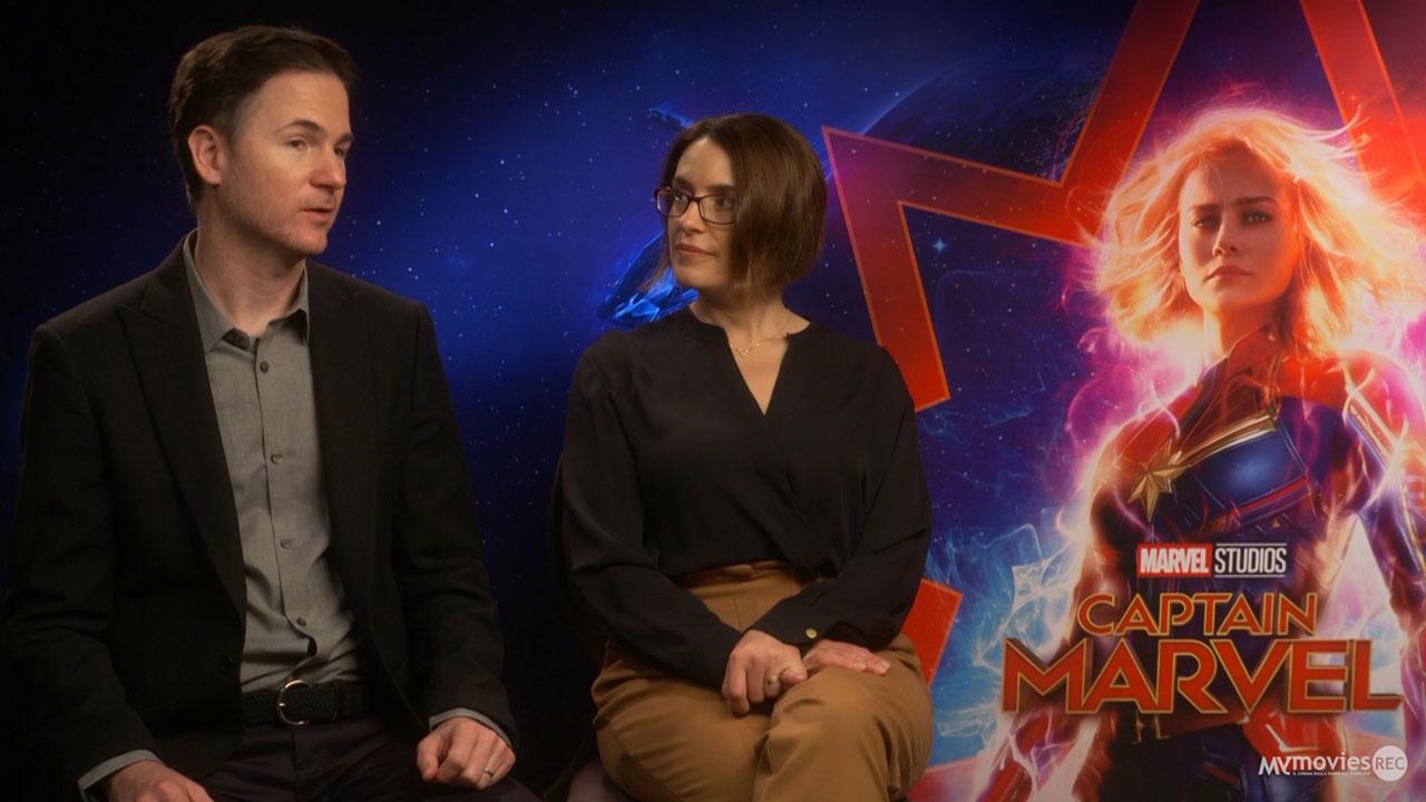 In foto Anna Boden Dall'articolo: I registi di Captain Marvel: le aspettative dei fan non vanno deluse.