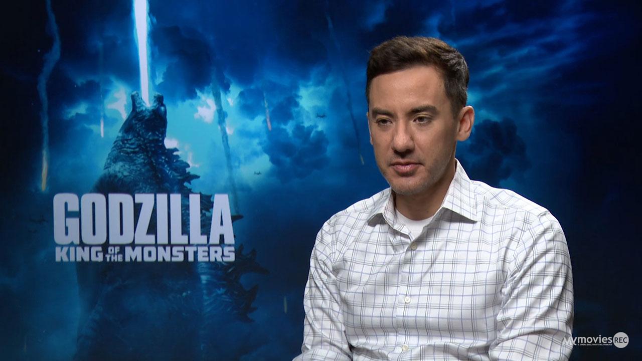 In foto Michael Dougherty (45 anni) Dall'articolo: Michael Dougherty: mi interessa l'anima di Godzilla.